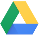 Icon of Google Drive triangle
