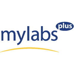 Icon of mylabs plus text