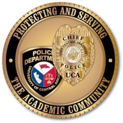 UCA Police Department seal